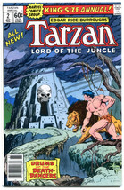 Tarzan Annual 2 NM 9.2 Marvel 1978 Bill Mantlo Sal Buscema Korak - $14.84