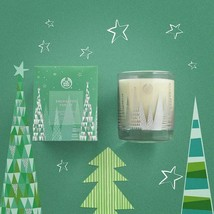 The Body Shop Limited Edition Enchanted Forest 7.0 Ounces Scented Candle - $24.95