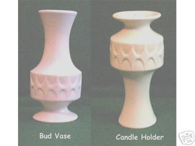 CANDLE HOLDER or BUD VASE - DUAL USE