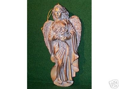 Heavy ANGEL Ornament or Wall Hanging