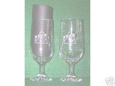 PR STEMMED GLASSES - UNKNOWN CAFE