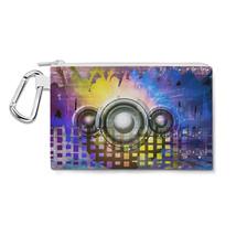 Music DJ Trance Canvas Zip Pouch - $15.99+