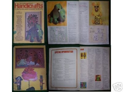 Guide to HANDICRAFTS - Embroidery - Lamp Shades - Rugs