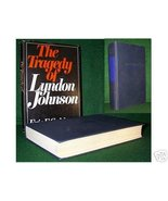 TRAGEDY OF LYNDON JOHNSON - Insider's Viewpoint - $5.75
