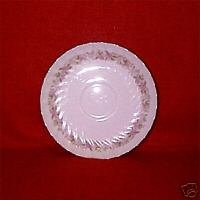 ONE Dansico TEAHOUSE ROSE Saucer - Saucer ONLY