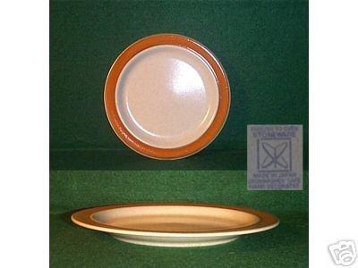 One STONEWARE Salad / Luncheon Plate - SAHARA 4122