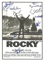 Rocky Autographed Poster - $155.00