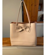 Authentic Kate Spade Giorgia Vanderbilt Place Leather Tote Rose/Nut NWT - $98.99
