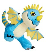 Build a Bear Workshop Stormfly How To Train Your Dragon 2 Movie Toy Blue... - $139.99