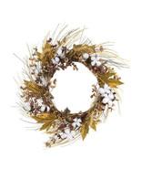 Darice Cotton Wreath: 24 inches w - $49.99
