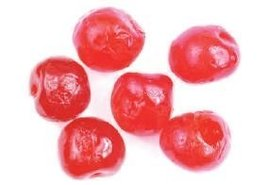 Glazed Cherries Whole Red -33Lbs - $261.36