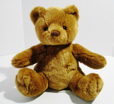 "BUILD A BEAR Plush Teddy Bear 1997 11"" Stuffed Brown Animal Cuddly Fun K... - $16.10"