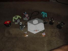 Disney Infinity Series 1.0 figure lot of 7 characters - $21.77