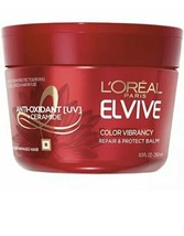 1 Pack of L'Oreal Paris Elvive Color Vibrancy Repair & Protect Balm 8.5 ... - $9.70