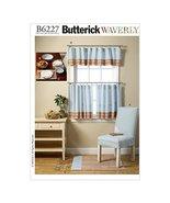 Butterick Patterns B6227OSZ Kitchen Items, One Size Only - $14.70