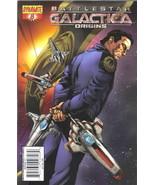 Battlestar Galactica Origins Comic Book #8 Cover A Dynamite 2008 VERY FINE+ - $3.75