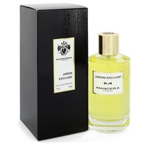 Mancera Jardin Exclusif Eau De Parfum Spray 4 Oz For Women - $162.99