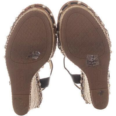 Jessica Simpson Aeralin Wedge Slingback Sandals 065