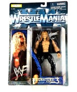 Edge WWF WWE Jakks Action Figure Signature Series 3 1998 Attitude Era - $24.70