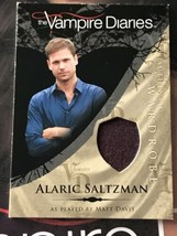 Vampire Diaries Season 1 Wardrobe M18 Matt Davis as Alaric Saltzman - $14.35