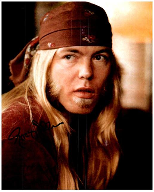 Primary image for GREGG ALLMAN  Genuine Authentic Autographed Signed Photo w/COA - 564
