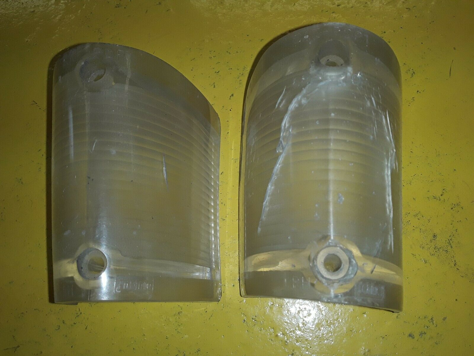 Primary image for Ford OEM 1968 69 FAIRLANE Torino RH parking light LENS C80Z-13209-A SET OF 2