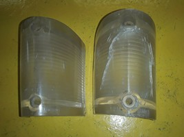 Ford OEM 1968 69 FAIRLANE Torino RH parking light LENS C80Z-13209-A SET ... - $59.40