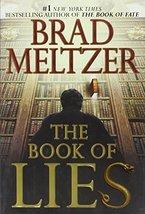 The Book of Lies Meltzer, Brad - $10.15