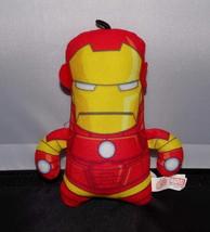 "Marvel Avengers Plush 7"" Super Hero IRON MAN Wants Playtime Action - $5.69"