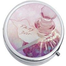 Fairy Dust Medicine Vitamin Compact Pill Box - $9.78