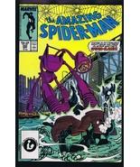 Amazing Spiderman #292 ORIGINAL Vintage 1987 Marvel Comics Mary Jane  - $9.49