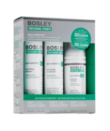 Bosley Professional BosDefense Starter Pack For Non Color-Treated Hair - $49.40