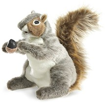 Folkmanis Gray Squirrel Hand Puppet - $30.50