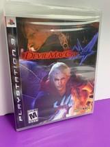Devil May Cry 4 (Sony PlayStation 3, 2008) PS3 Capcom NEW SEALED - $24.74