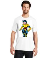 X-Men Jubilation Lee aka Jubilee Men Perfect Weight Crew T-Shirt Size XS To 4XL - $19.99