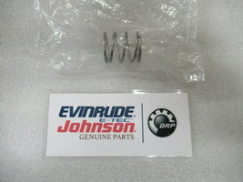 R12 Genuine OMC Evinrude Johnson 328051 Spring OEM New Factory Boat Parts - $4.99