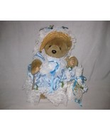 "So Sweet 15"" Bearly People Victorian Elegance Spring Maid BEAR - $67.54"