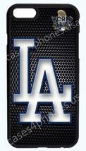LOS ANGELES DODGERS LA MLB PHONE CASE FOR IPHONE X 8 7 PLUS 6S 6 PLUS 5C... - $14.97