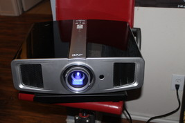Jvc DLA-HD1-BU Projector With 286 Hours No REMOTE- Tested - - $545.00