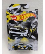 Hot Wheels 10 Ford Shelby GT500 Super Snake Camouflage Series - $7.91