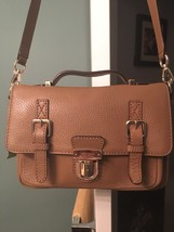 NEW KATE SPADE LOLA AVENUE IN TAN 1 PRESS LOCK BUTTON MESSENGER BAG - ₨13,260.28 INR