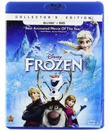 Disney Frozen  (Blu-ray/DVD Combo Pack) - $7.95