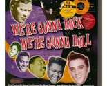 WE'RE GONNA ROCK WE'RE GONNA ROLL   ( 4-CD Box ) - $12.73