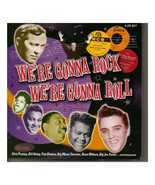 WE'RE GONNA ROCK WE'RE GONNA ROLL   ( 4-CD Box ) - $23.98