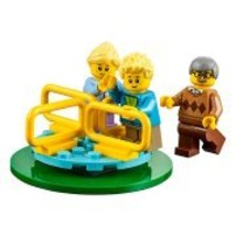 LEGO City Town Fun in the park - City People Pack 60134 - $47.10