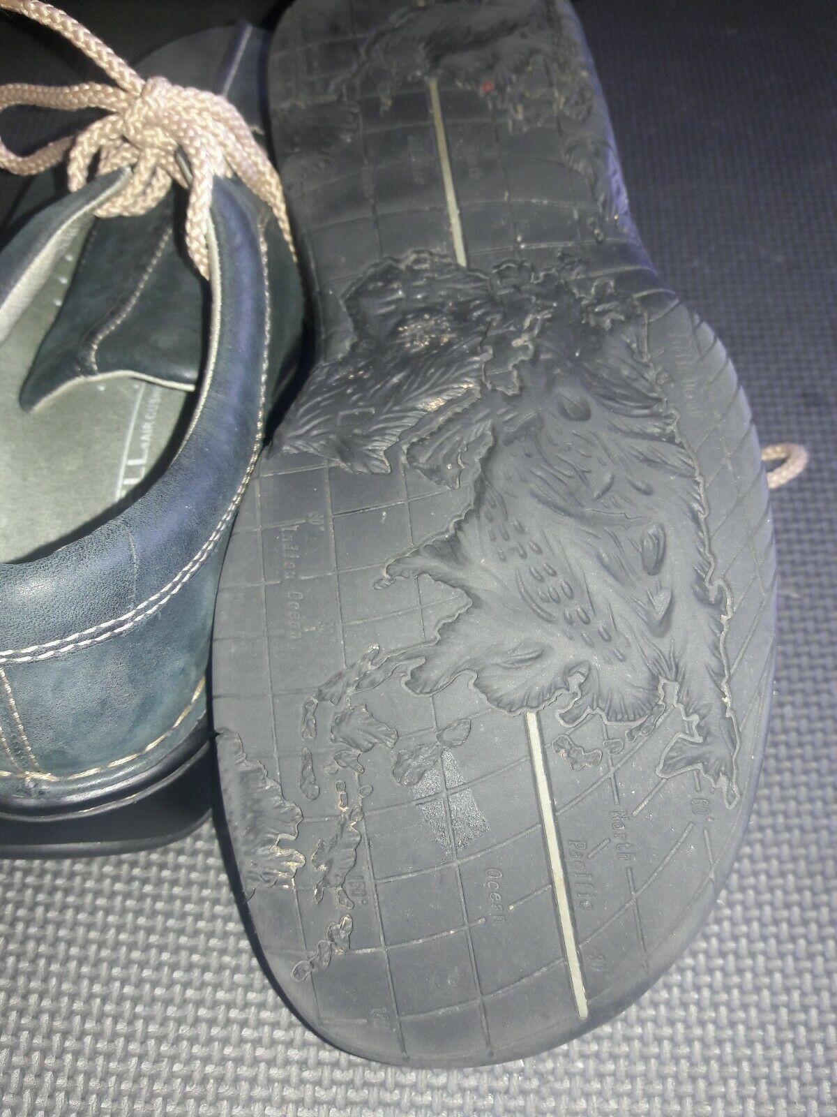 Merrell World Summit Black Leather - Men's Size 7