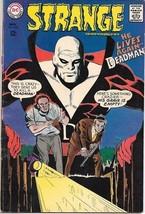 Strange Adventures Comic Book #206 Neal Adams Art DC Comics 1967 FINE+ - $50.23