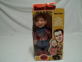 Vinatge Howdy Doody doll with moving mouth-NEW ... - $25.00