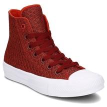 Converse Shoes Chuck Taylor All Star II HI, 154019C - $204.00