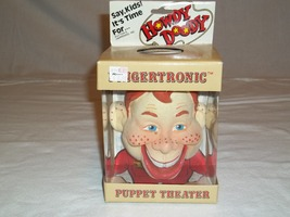 howdy doody finger puppet-new in box - $10.00